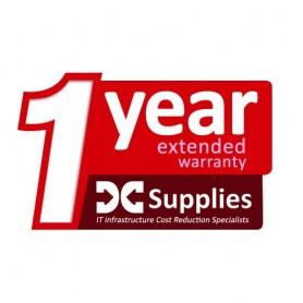 Warranty 1 year extended warranty