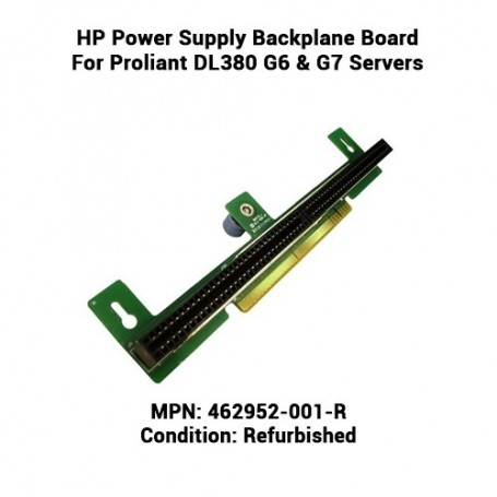 HP Power Supply Backplane Board For Proliant DL380 G6 & G7 Servers