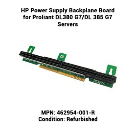 HP Power Supply Backplane Board for Proliant DL380 G7/DL 385 G7 Servers