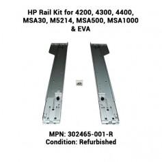 HP Rail Kit for 4200, 4300, 4400, MSA30, M5214, MSA500, MSA1000 & EVA