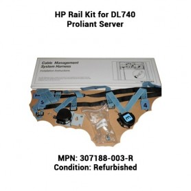 HP Rail Kit for DL740 Proliant Server
