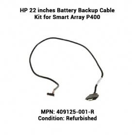 HP 22 inches Battery Backup Cable Kit for Smart Array P400