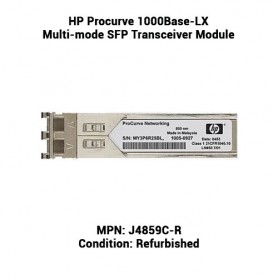 HP Procurve 1000Base-LX Multi-mode SFP Transceiver Module