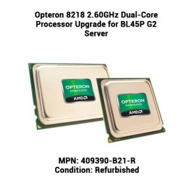 Opteron 8218 2.60GHz Dual-Core Processor Upgrade for BL45P G2 Server