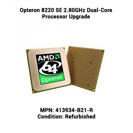 Opteron 8220 SE 2.80GHz Dual-Core Processor Upgrade