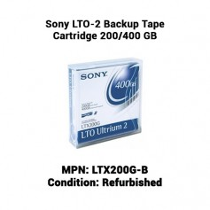 Sony LTO-2 Backup Tape Cartridge 200/400 GB