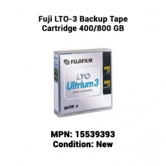 Fuji LTO-3 Backup Tape Cartridge 400/800 GB