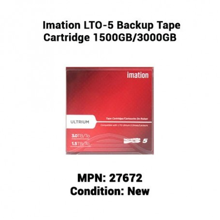 Imation LTO-5 Backup Tape Cartridge 1500GB/3000GB
