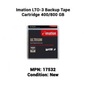 Imation LTO-3 Backup Tape Cartridge 400/800 GB