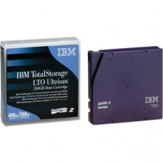 IBM LTO-2 Backup Tape Cartridge 200/400 GB