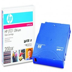 HP LTO-1 Backup Tape Cartridge 100/200 GB