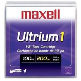 Maxell LTO-1 Backup Tape Cartridge 100/200 GB