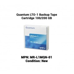 Quantum LTO-1 Backup Tape Cartridge 100/200 GB