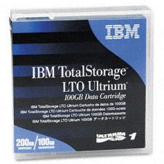 IBM LTO-1 Backup Tape Cartridge 100/200 GB