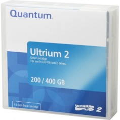 Quantum LTO-2 Backup Tape Cartridge 200/400 GB