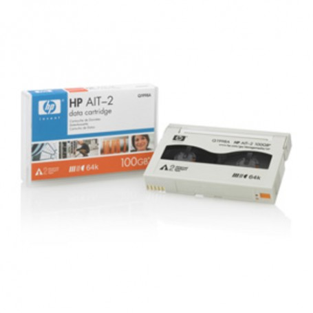 HP Tape, AIT-2, Q1998A, 50GB/130GB, 230M