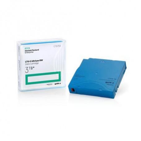 HP LTO, Ultrium-5, C7975AN, 7A, 1.5TB/3TB, Non-Custom Labeled, TAA