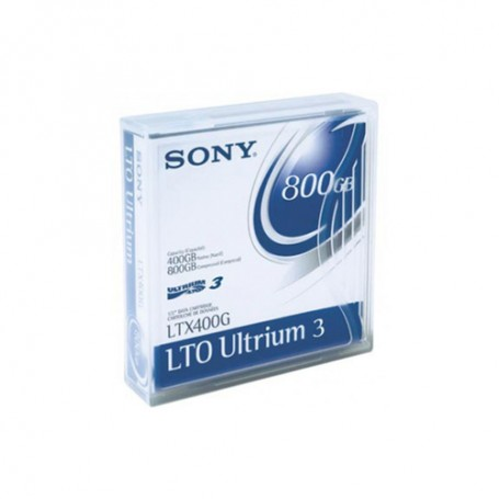 Sony LTO, Ultrium-6, 2.5TB/6.25TB METAL PARTICLE (MP), WORM