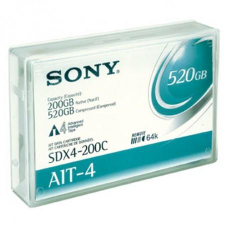 Sony AIT-4 Tape, SDX4200CWW, AME, 200/520GB