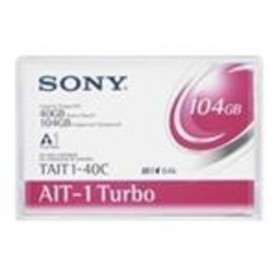Sony AIT-1 AME Tape, Turbo, 40GB/104GB MIC