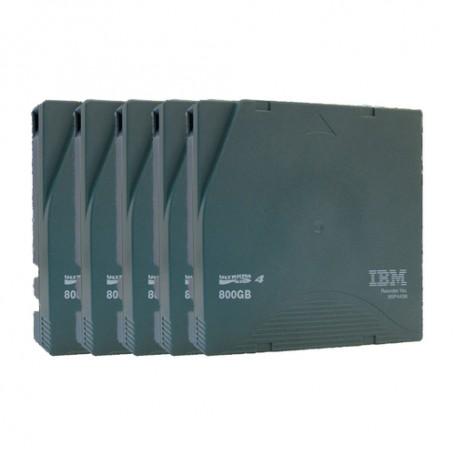 IBM LTO, Ultrium-4, 800GB/1600GB 5pk