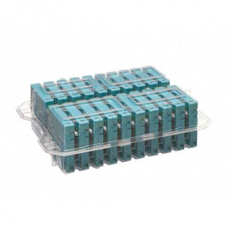 Quantum LTO, Ultrium-4, 800GB/1600GB Library Pack, 20/pk No Cases