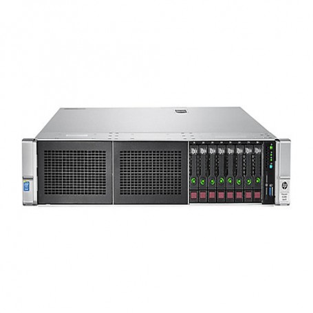 HPE ProLiant DL380 Gen10 - rack-mountable - Xeon Silver 4112 2 6 GHz - 16 G