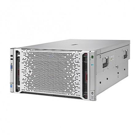 HPE ProLiant DL580 Gen9 - rack-mountable - Xeon E7-8880V4 2.2 GHz - 128 GB