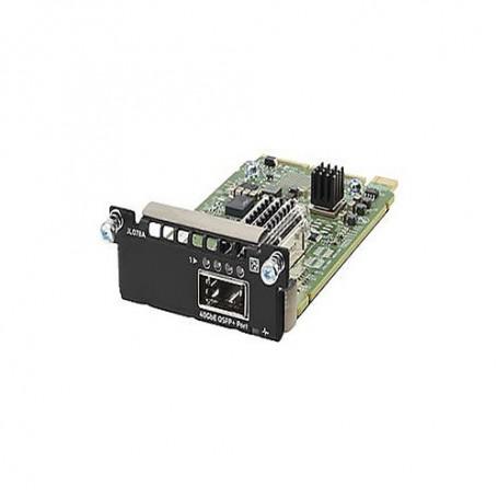 HPE Aruba 3810M 1QSFP+ 40GbE Module - network device accessory kit