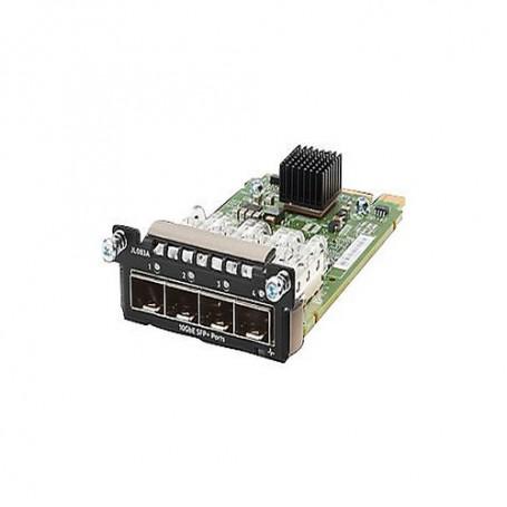 HPE Aruba 3810M 4SFP+ Module - expansion module