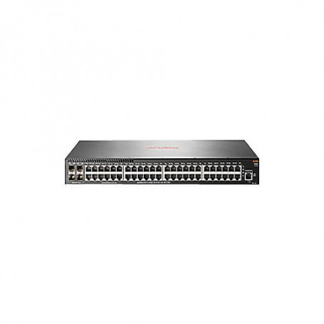 HPE Aruba 2930F 48G 4SFP+ - switch - 48 ports - managed - rack-mountable