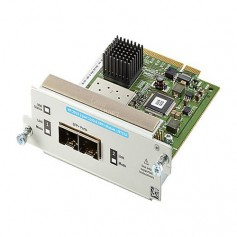 HPE -J9731A expansion module - 2 ports