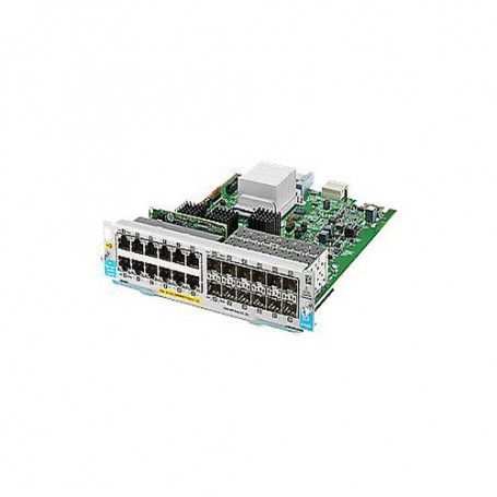 HPE - J9989A expansion module For Data Networking, Optical Network 12 RJ-45