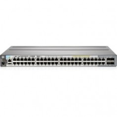 HPE Aruba 2920-48G-PoE+ - switch - 48 ports - managed - rack-mountable