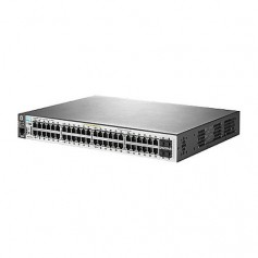 HPE Aruba 2530-48G-PoE+ - switch - 48 ports - managed - rack-mountable