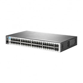 HPE Aruba 2530-48G - switch - 48 ports - managed - rack-mountable