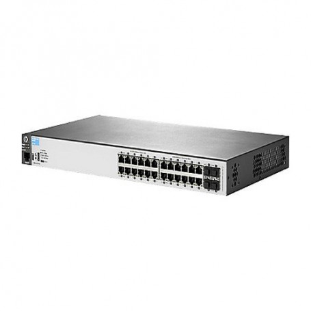 HPE Aruba 2530-24G - switch - 24 ports - managed - rack-mountable