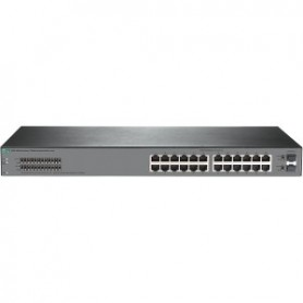 HPE OfficeConnect 1920S 24G 2SFP - switch - 24 ports - managed - rack-mount
