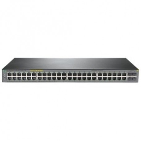 HPE OfficeConnect 1920S 48G 4SFP PPoE+ 370W - switch - 48 ports - managed -