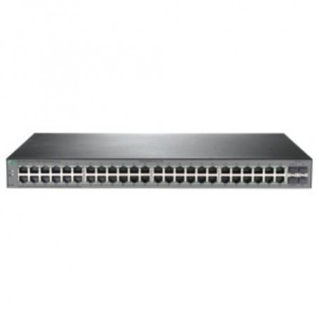 HPE OfficeConnect 1920S 48G 4SFP - switch - 48 ports - managed - rack-mount