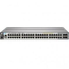 HPE Aruba 2920-48G-PoE+ - switch - 48 ports - managed - rack-mountable