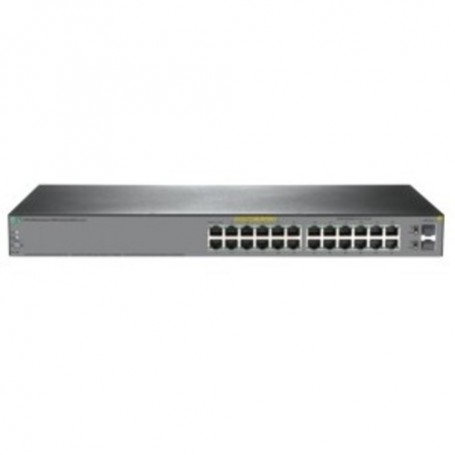 HPE OfficeConnect 1920S 24G 2SFP PPoE+ 185W - switch - 24 ports - smart - r