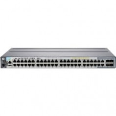 HPE Aruba 2920-48G-PoE+ 740 W - switch - 48 ports - managed - rack-mountable