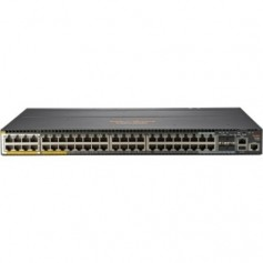 HPE Aruba 2930M 40G 8 HPE Smart Rate PoE+ 1-slot Switch - switch - 36 ports - m