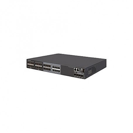 HPE 5510-24G-SFP HI Switch with 1 Interface Slot - switch - 24 ports - mana