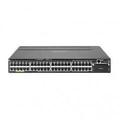 HPE Aruba 3810M 48G PoE+ 4SFP+ 1050W - switch - 48 ports - managed - rack-mount