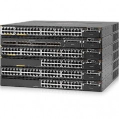 HPE Aruba 3810M 24SFP+ 250W - switch - 24 ports - managed - rack-mountable