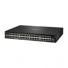 HPE Aruba 2930F 48G PoE+ 4SFP - switch - 48 ports - managed - rack-mountable