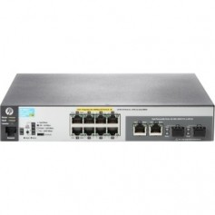 HPE Aruba 2530-8-PoE+ Internal Power Supply - switch - 8 ports - managed - rack