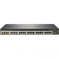 HPE Aruba 2930M 24 Smart Rate POE+ 1-Slot - switch - 24 ports - managed - rack-